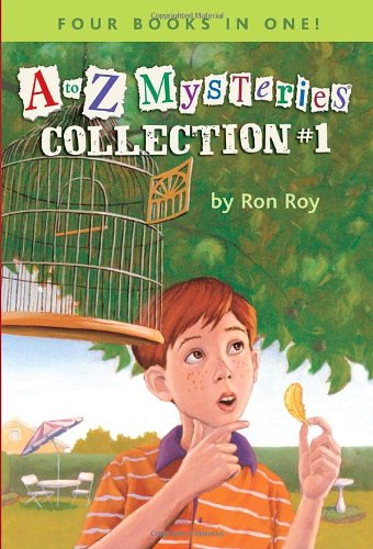 A to Z Mysteries by Ron Roy and John Steven Guerney