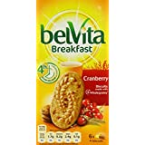 Belvita Cranberry Biscuits, 300 g (Pack of 10)