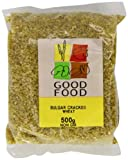 Mintons Good Food Pre-Packed Bulgar Cracked Wheat Medium 500 g (Pack of 10)