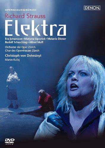 R.シュトラウス作曲 歌劇《エレクトラ》 チューリヒ歌劇場2005年 [DVD]
