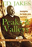img - for Insights to Help You survive Peaks and Valleys: Can you Stand to Be Blessed book / textbook / text book