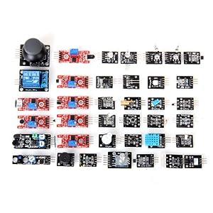 ARDUINO Kompatibel mit 37 in 1 Sensor Modul Kit