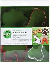 Wilton Four-Piece Pet Coloured Theme Set