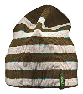 Bula Feast Beanie Knit Hat, Olive, One Size