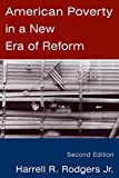 img - for American Poverty in a New Era of Reform book / textbook / text book