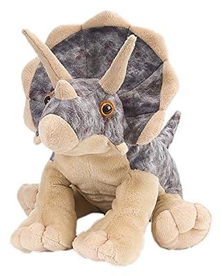 "Wild Republic Cuddlekin Triceratops 12"" Plush from Wild Republic"