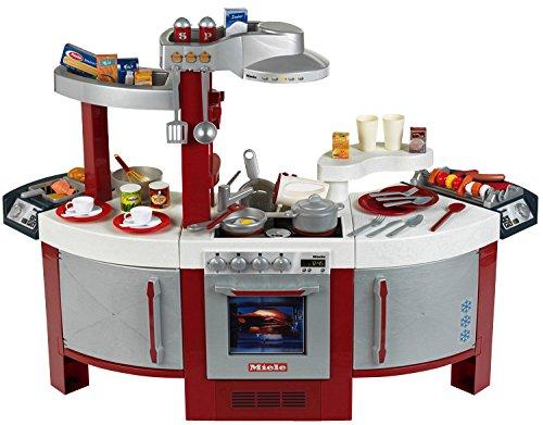 klein-9125-miele-n-1-cocina-de-juguete-con-accesorios-incluye-grill-y-freidora