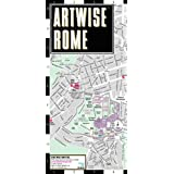 Artwise Rome Museum Map - Laminated Museum Map of Rome, Italy ~ Streetwise Maps