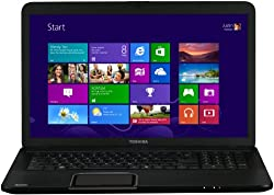 Toshiba Satellite C870 - 17F 17.3-inch Notebook (Intel Pentium B960 2.20GHz, 4GB RAM, 320GB HDD, Windows 8, USB 3.0)