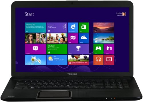 Toshiba Satellite C870-17F