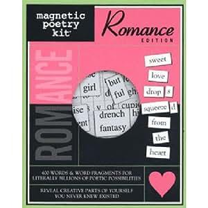 Magnetic Poetry Kit: Romance