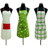 Apron - 100% Pure Cotton- Buy 2 Get 1 Free..hurry Up!