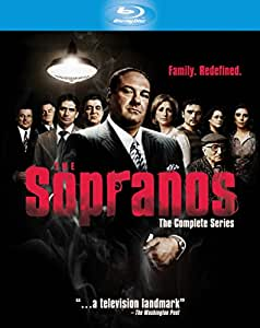 The Sopranos - Complete Collection [Blu-ray] [1999] [Region Free]