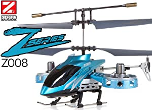 Z008 4ch Co-axial Helicopter w/ Gyro