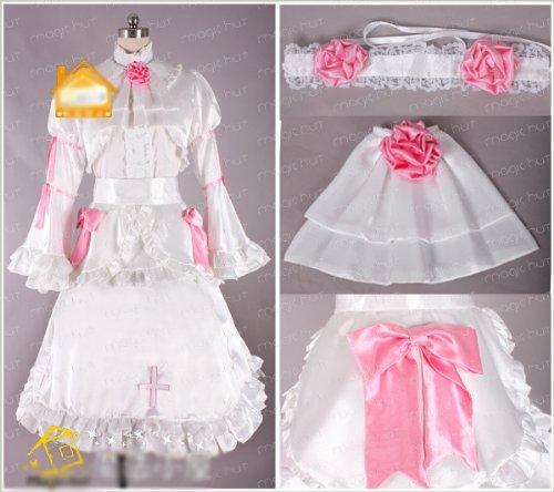 コスプレ衣装♪ 俺の妹がこんなに可愛いわけがない 高坂 桐乃(こうさか きりの)白猫 コスチュームコスプレ