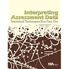 Interpreting Assessment Data. Statistical Techniques You Can Use (#PB229X)