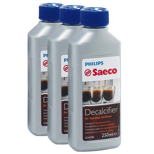 espresso machine decalcifier