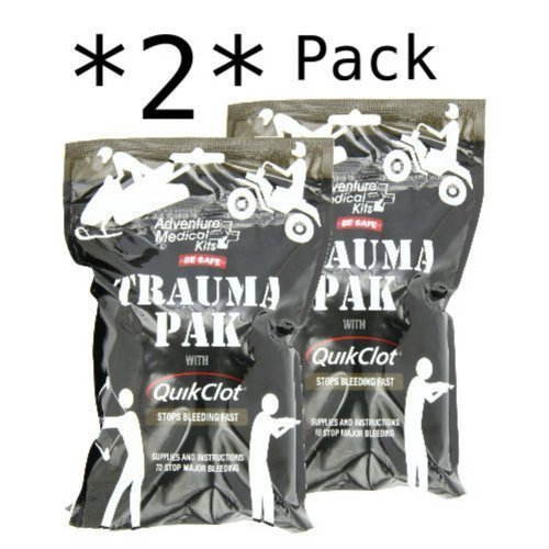 Adventure-Medical-Kits-Trauma-Pack-with-QuikClot-2-Pack