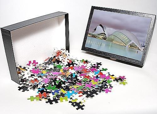 Photo Jigsaw Puzzle Of Palau De Les Arts