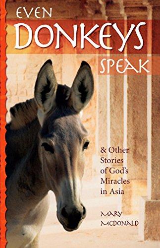 Even Donkeys Speak by Mary Mcdonald ebook deal