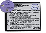 vintrons (TM) Bundle - 850mAh Replacement Battery For SAMSUNG B3210 Corby TXT, SGH-S8300 Ultra Touch, + vintrons Coaster