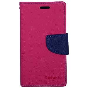 Mercury 3K287 Wallet Flip Case cover for Samsung Galaxy Core 2 ( Free Screen Guard)