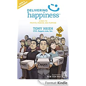 Delivering Happiness (English Edition)
