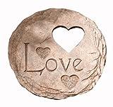 Russ Berrie SG-1597 Love Stepping Stone