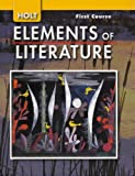img - for Elements of Literature: 1st Course, Grade 7 book / textbook / text book