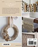 Burlap Boutique: Charming Accent Wreaths and Home Decor
