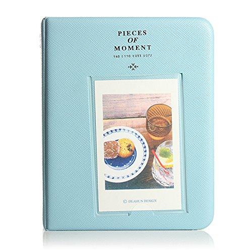 album-photo-photographie-image-64pochettes-pour-polaroid-fuji-film-instax-mini-film-bleu