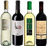 イタリアワインで楽しむ地中海リゾートワイン4本セット