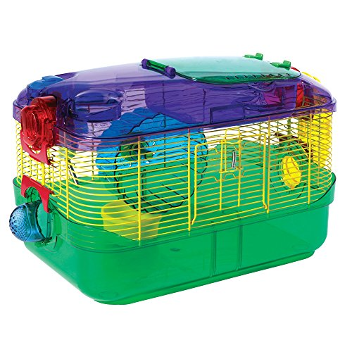 Kaytee CritterTrail One Level Habitat 51x7RSm 2BSrL