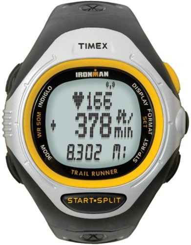 Timex Ironman T5J985 Unisex Trail Runner Bodylink Heart Rate Monitor Watch