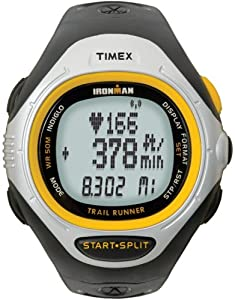 Buy Timex Ironman T5J985 Unisex Trail Runner Bodylink Heart Rate Monitor Watch by Timex