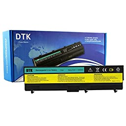 Dtk® New Laptop Battery Replacement for Lenovo Ibm Thinkpad W530 / W530i / L430 / L530 / T430 / T430i T530 / T530i Serieslaptop Battery 5200mah (0a36303 70+)