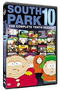 South Park: Complete Tenth Season [Import USA Zone 1]
