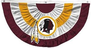 NFL Washington Redskins Team Logo Bunting by Football Fanatics