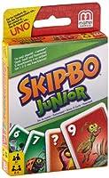 Skip-Bo Junior Card Game from Skipbo