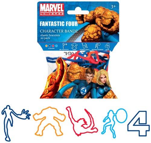 Fantastic Four Logo Bandz - 1