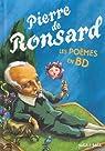Po�mes de Ronsard en bandes dessin�es par Ronsard