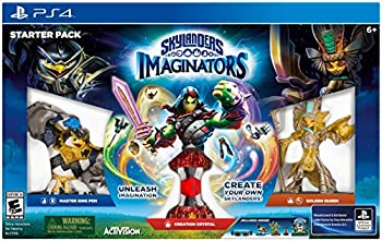 Skylanders Imaginators Starter Pack for PS4