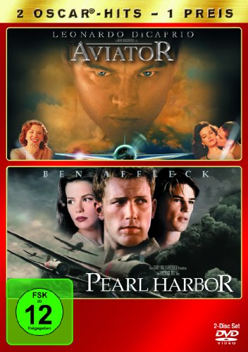 Pearl Harbor / Aviator [2 DVDs]