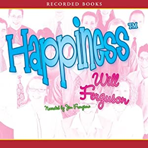 Happiness: The Novel Formerly Known as Generica Audiobook