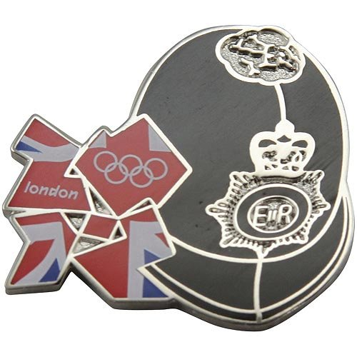 London 2012 Olympics Bobby Hat Pin