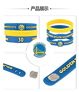VAN+ 3D NBA Basketball Running Wristband Bracelet with Signature