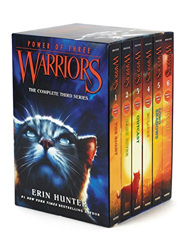 Warriors-Power-of-Three-Box-Set-Volumes-1-to-6