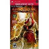 God of War Chains of Olympus ~ Sony Computer...