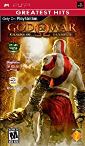 God of War: Chain of Olympus - PlayStation Portable