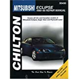 "Mitsubishi Eclipse, 1990-98 (Chilton's Total Car Care Repair Manuals)von ""Chilton Editorial"""